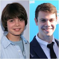 and then we have alexander gould who pla shane botwin who no joke grew up on camera