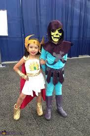 she ra and skeletor costume