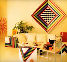 1970S Interior Design Cool Colorful '48s And '48s Interior Design Possibilities Mirror48