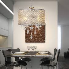 dining room crystal lighting. Crystal Chandelier With Shade Drum Crystals Modern Pendant Lowes Lighting. Best Dining Room Lighting E