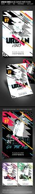 17 best ideas about sample flyers lawn care urban vibes music dance party flyer on behance