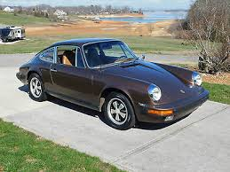 porsche io 1976 porsche 912 912e 1976 porsche 912e factory 5 speed factory sunroof car 93 000 miles