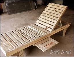 lounge chair diy diy outdoor furniture
