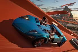 forza horizon 3 update adds crazy hot wheels tracks to muck around on
