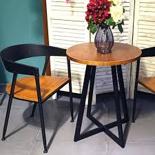 wrought iron indoor furniture. Wrought Iron Indoor Furniture Sen Country Creative Wood Dining Table Coverings Group Cafe Bar D