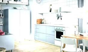 Facade Cuisine Ikea Faktum