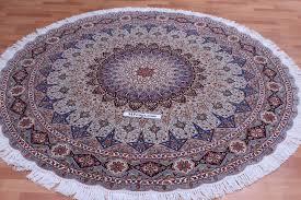 round gonbad tabriz persian rug 6 2m round tabriz persian rugs genuine handmade