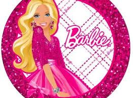 Barbie Cake Topper Wafer Paper Edible Prints For Sale In Blackrock