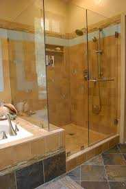 Nice Glass Tile Ideas For Small Bathrooms With Ideas About Small - Great small bathrooms
