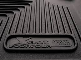 Toyota Tundra Crew Max 2014-2018 - Husky Liners Rear X-act Contour ...