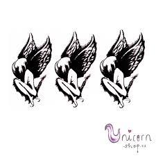 Dočasné Tetování Anděl