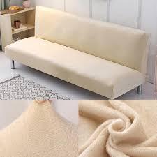 plush folding sofa bed cover velvet