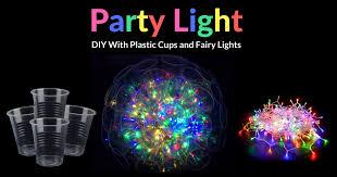 diy party lighting. DIY Party Light Diy Lighting