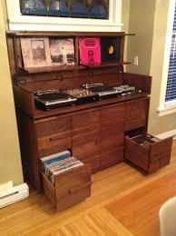 Vinyl Record Storage Cabinet for measurements 896 X 1200
