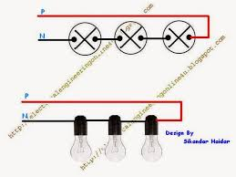 wiring diagrams for household light switches do it yourself help wiring lights in parallel with one switch diagram at House Wiring Lights In Series