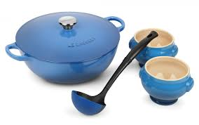 le creuset soup pot. Adorable Le Creuset Pots And Pans Applied To Your Residence Design: Soup Pot -