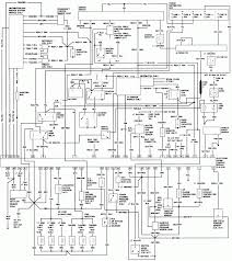 Ford ranger engine wiring diagram diagrams ford for cars probe diagram large size