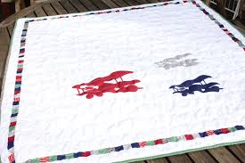 Shiner's view ...: Vintage Airplane Baby Quilt & Vintage Airplane Baby Quilt Adamdwight.com