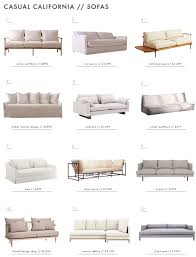 anthropologie style furniture. Anthropologie Style Furniture. Emily-henderson_efforless_california_casual_furniture_ingredients_sofas_1 Furniture E I