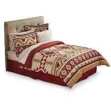 castlecreek southwest bed set 667188 comforters at sportsmans guide
