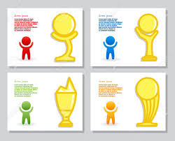 Simple Info Graphics Set Of Simple Infographics From Stylized Figure Of Man And Gold