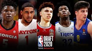 NBA Draft 2020: Running diary with ...