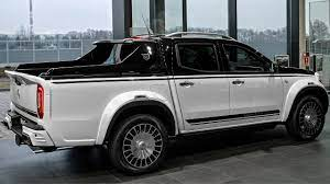 Everything from the exterior to. Mercedes X Class Yachting Edition Maybach Pickup From Carlex Design Youtube