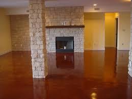 Stamped Concrete Kitchen Floor Decorative Concrete Of Virginia Stained Concrete Stamped