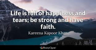 Quotes About Faith Custom Faith Quotes BrainyQuote