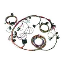 painless engine wiring harness autopartswarehouse painless 10105 chassis wire harness direct fit