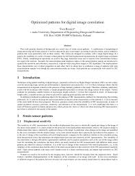 optimized patterns for digital image correlation jpg cb   2