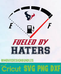 All contents are released under creative commons cc0. Houston Texans Fueled By Haters 1 Logo Svg Png Dxf Movie Design Bundles