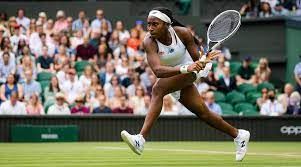 Coco Gauff lost sense of smell from ...
