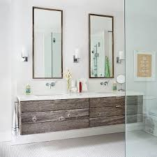 Reclaimed Wood Bathroom Vanity Design Ideas Delectable How Tall Is A Bathroom Vanity