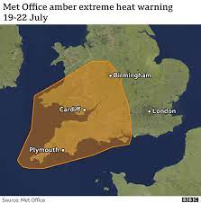 Met Office issues first UK extreme heat ...