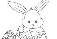 Spongebob Easter Coloring Pages With Squarepants Printable