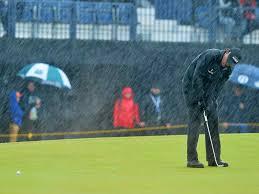 Footjoy Performance Light Rain Pants 7 Best Golf Waterproofs The Independent