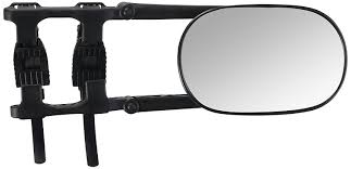 mirror. Amazon.com: Fit System 3891 Deluxe Universal Clip-on Trailer Towing Mirror: Automotive Mirror
