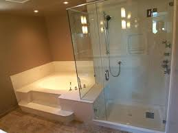 tub and shower combo jetted bathtub