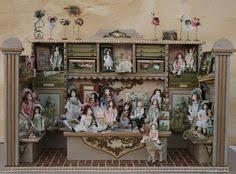 антикварная миниатюра, антикварная кукла, антикварная ...