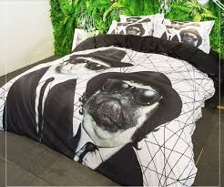 cartoon single size bed sheet quilt cover pillow case bedding bed set