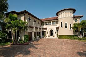 ... Popular Mediterranean Architecture This Architectural Design Is  Commonly Applied To Luxury ...