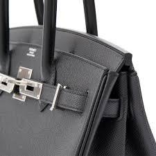 hermes birkin black. brand *new* hermès birkin black epsom phw 30 hermes