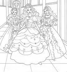 Small Picture Barbie Pet Vet Coloring Pages Coloring Pages