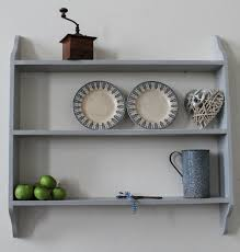 wall shelf unit shelving ideas kitchen wall shelving units shabby chic vintage style wooden wall display