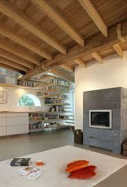 Old Dutch Barn Transformed Into A Spacious Contemporary Home