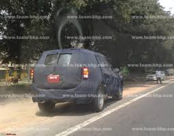 new car launches team bhpNew Mahindra SUV for 2011  Pics on Pg 109 UPDATE XUV500