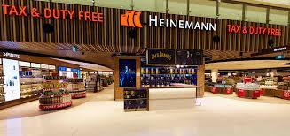 gebrüder heinemann duty free
