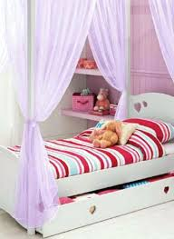 Bed Canopies Bed Canopy Drapes Bed Drapes Bed Curtains Kids Girls ...
