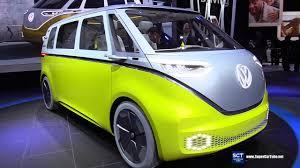 2018 volkswagen electric. plain 2018 2018 volkswagen id buzz concept  exterioru0026interior walkaround debut at  2017 detroit auto show youtube on volkswagen electric